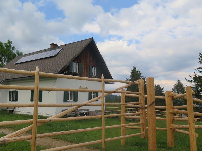 Autarke Solaranlage